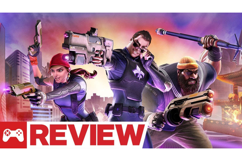 Agents of Mayhem Review - YouTube