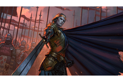 Thronebreaker: The Witcher Tales Review - A Queen and Her ...