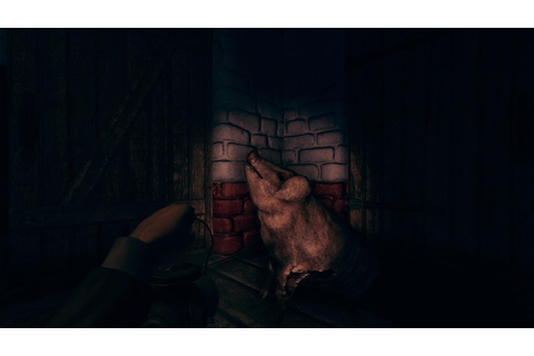 The Gaming Lair: Game Review: Amnesia: A Machine For Pigs
