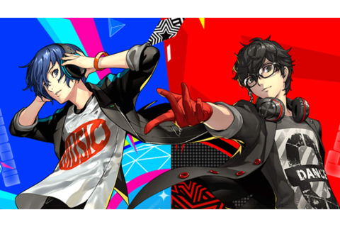 Persona 3: Dancing in Moonlight and Persona 5: Dancing in ...