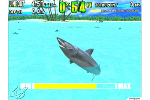 Download SEGA Marine Fishing (Mediafire) 341 MB