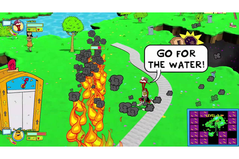 ToeJam and Earl: Back in the Groove - First Gameplay (PS4 ...