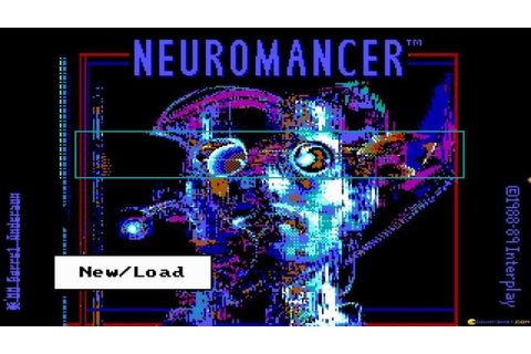 Neuromancer gameplay (PC Game, 1988) - YouTube