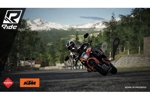 RIDE Gets Dated Along With Gameplay Screens