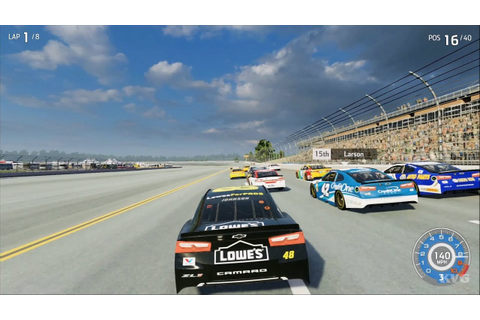 NASCAR Heat 3 Gameplay (PS4 HD) [1080p60FPS] - YouTube