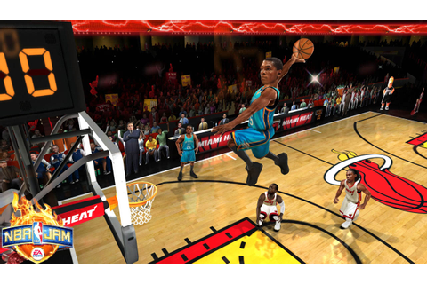 Review: NBA Jam (Xbox 360 and PS3) - onPause