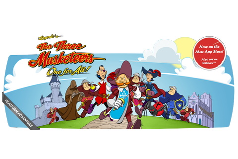 The Three Musketeers: One for All! full game free pc ...