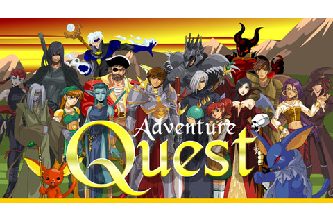 AdventureQuest — StrategyWiki, the video game walkthrough ...