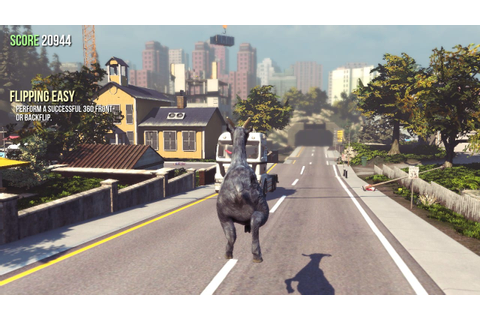 Goat Simulator MMO Update - GameLuster