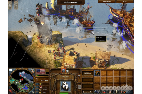 Age of Empires III: The WarChiefs-RELOADED - Blog AGACIT