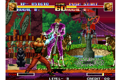 Retro Treasures: The King of Fighters '94 (Neo Geo)