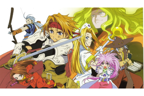 Tales Of Phantasia HD Wallpaper | Background Image ...