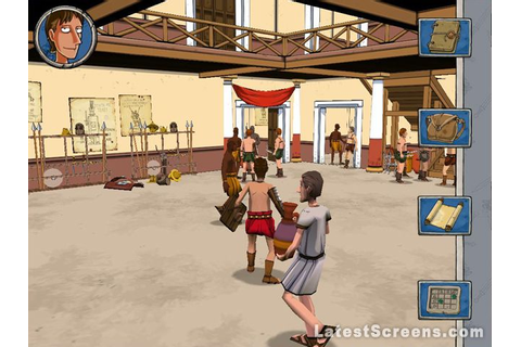 All Horrible Histories: Ruthless Romans Screenshots for ...