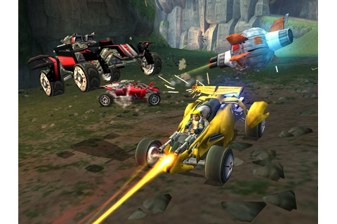 Jak X: Combat Racing Screenshots - Video Game News, Videos ...