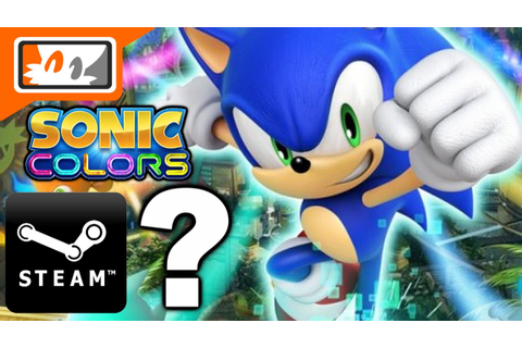 Could Sonic Colors and More SEGA Games Be Released on PC ...