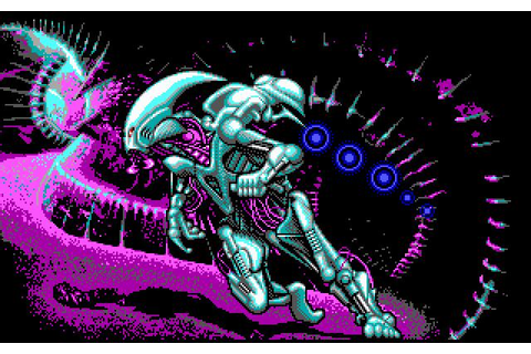 Obliterator Download (1989 Arcade action Game)