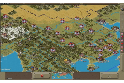 Strategic Command: WWII Global Conflict - screenshots ...