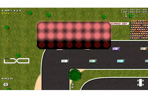 Dust Racing 2D - An Open Source Car Racing Game