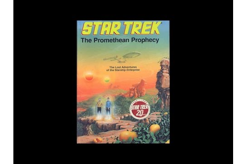Star Trek: The Promethean Prophecy walkthrough (Apple II ...