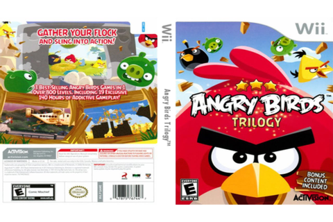 Nintendo Wii: Angry Birds - HD (720p). - YouTube