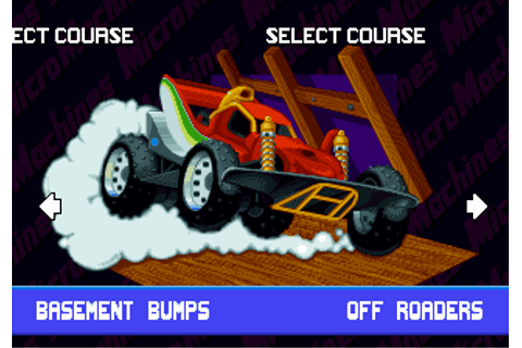 Download Micro Machines 2: Turbo Tournament - My Abandonware