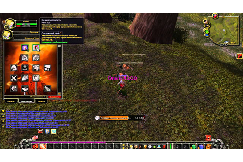 World Of Warcraft 2.4.3 burning crusade gameplay letsplay ...