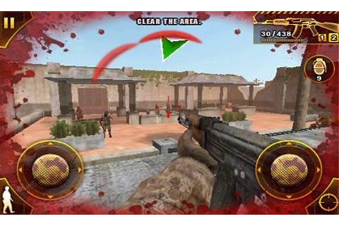 DOWNLOAD ANDROID GAMES FREE: MODERN COMBAT SANDSTORM
