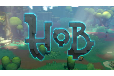 Hob - Gameplay Demo with Runic Games at PAX Prime 2015 ...