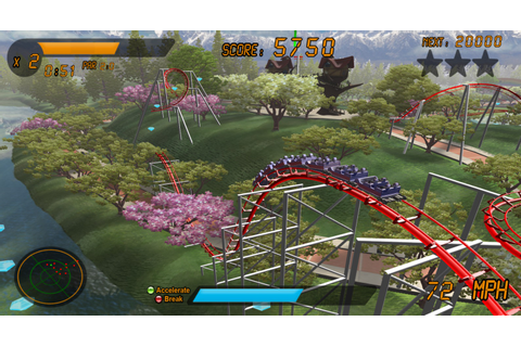 Download Roller Coaster Rampage Pc