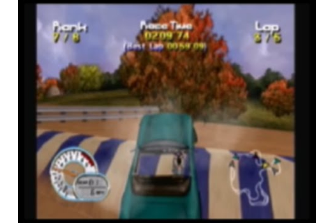 Roadsters is the worst Dreamcast game ever, no, the Worst ...
