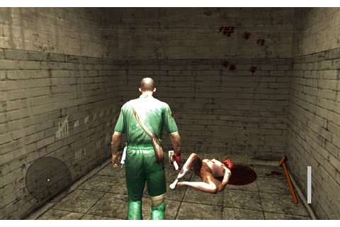 Original PC weapons placement file - Manhunt 2 Extended ...