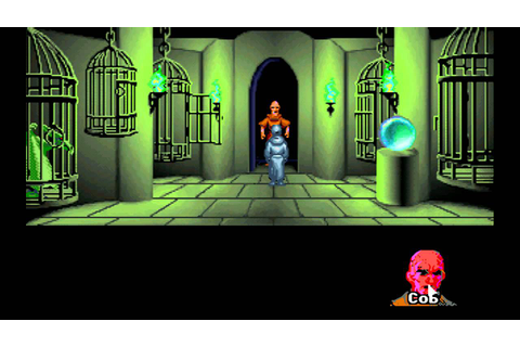 Loom CD GamePlay 10 (game) - YouTube