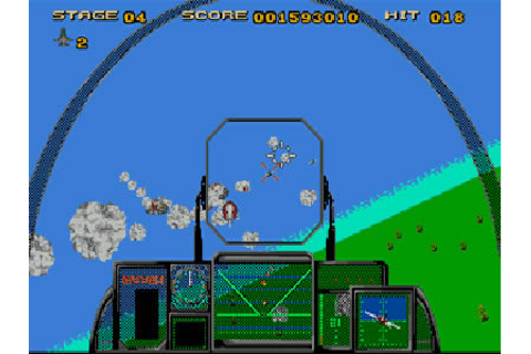 After Burner III Review for Sega CD (1992) - Defunct Games