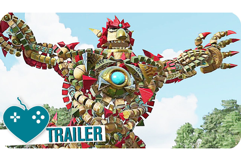 KNACK 2 Trailer (2017) PS4 Game - YouTube