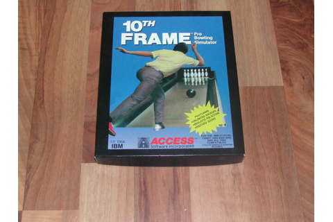 10th frame The Game (PC) | eBay