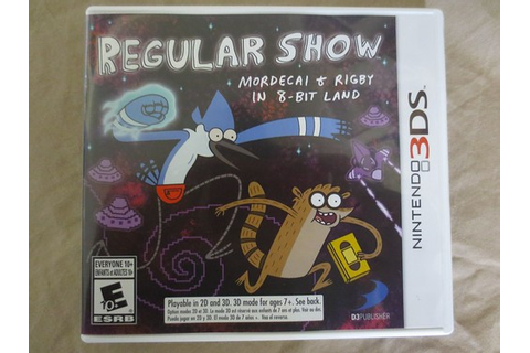 Short Wave Radio: Detailed Reviews: Regular Show: Mordecai ...