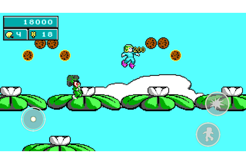Commander Keen in Keen Dreams - Android Apps on Google Play