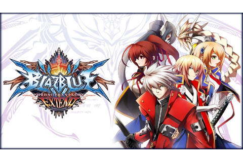 BlazBlue: Chrono Phantasma Extend - PC Review | Chalgyr's ...