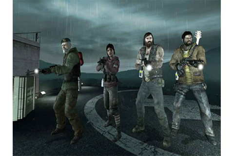 Left 4 Dead 1 Game Download Free For PC Full Version ...