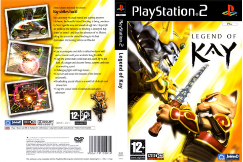 Download Game Legend Of Kay PS2 Full Version Iso For PC ...