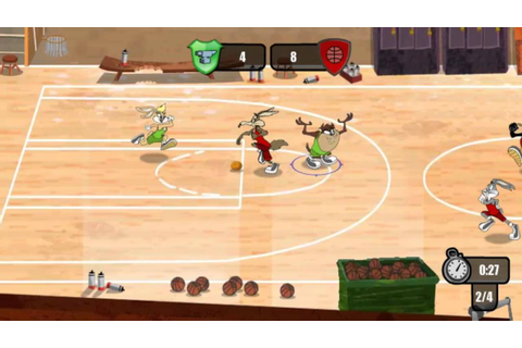 Looney Tunes basketball Matching - YouTube