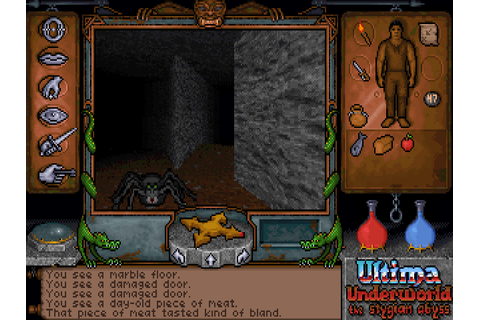 Download Ultima Underworld: The Stygian Abyss | DOS Games ...