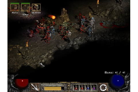 Video Game Review: Diablo II | GeekOut South-West