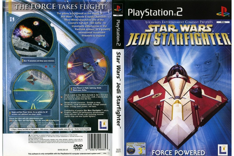Star Wars: Jedi Starfighter - SWGames, the Star Wars Games ...