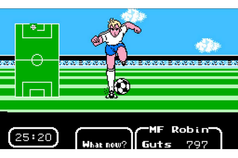 Tecmo Cup Football Game - NES trucchi