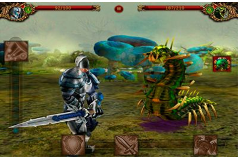 Juggernaut. Revenge of Sovering iPhone game - free ...