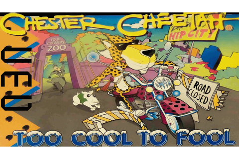 This Exists!? - Chester Cheetah: Too Cool to Fool- Can Man ...