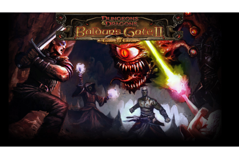 Baldur's Gate II: Shadows of Amn (game) | Forgotten Realms ...