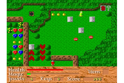 Download God of Thunder rpg for DOS (1993) - Abandonware DOS