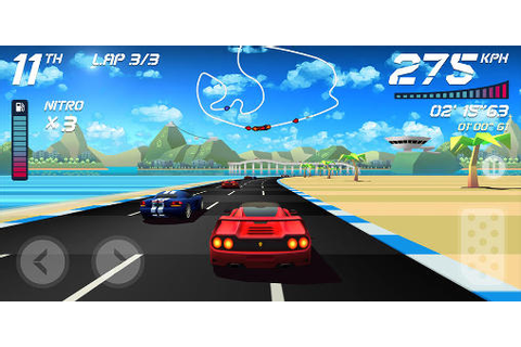 Horizon Chase World Tour APK Download _v1.6.1 (Latest ...